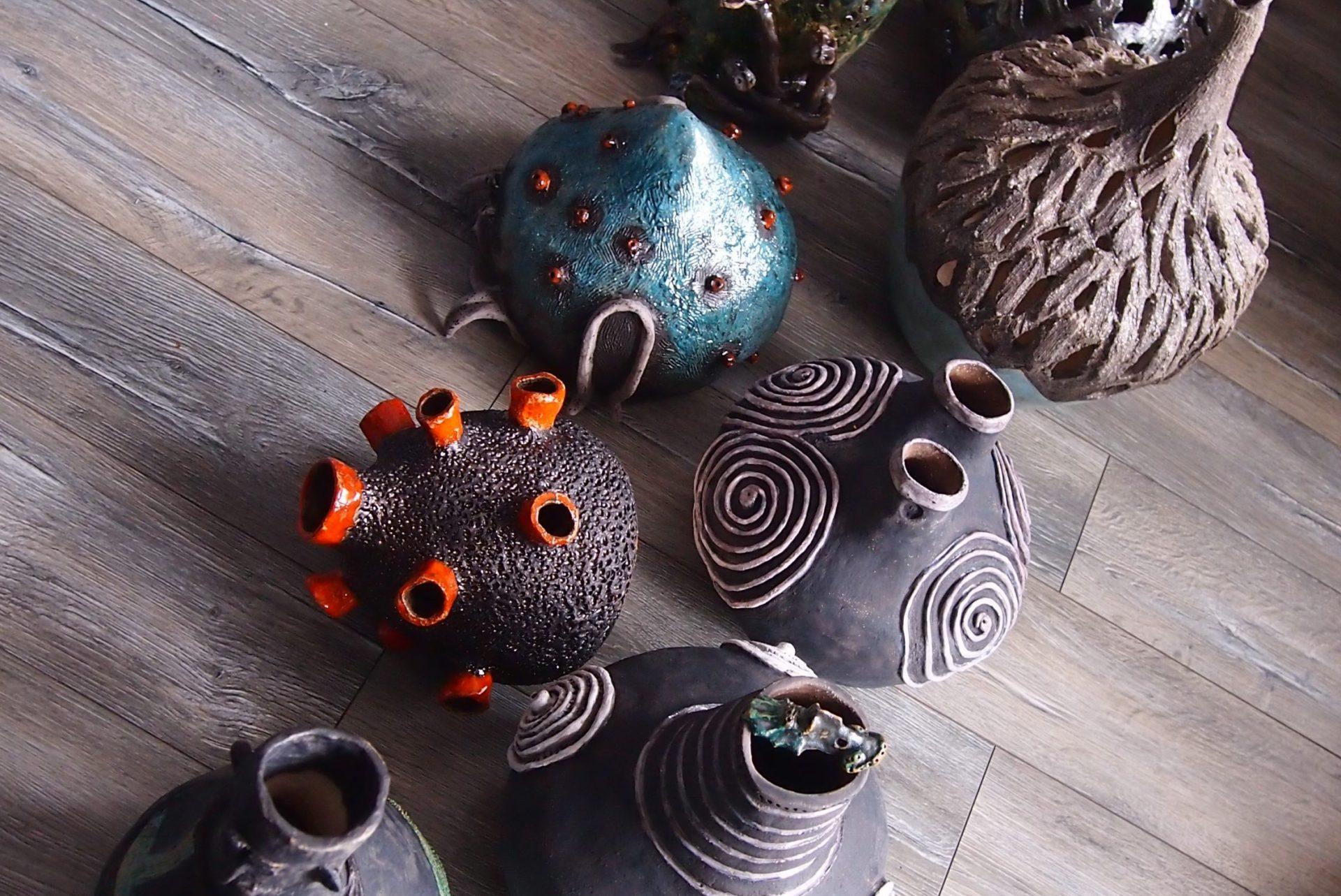 ceramika artystyczna rzeźby